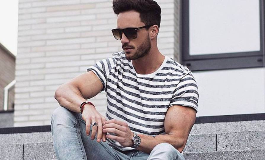 mens hairstyles and outfits