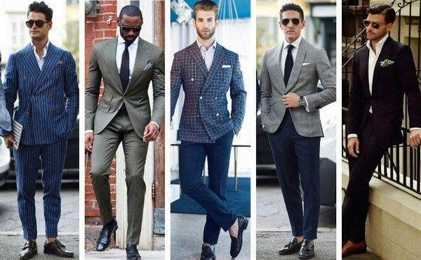 Men's Formal Wear-10 Best Formal Outfit Ideas for Men