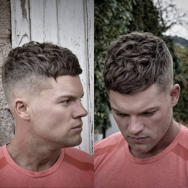 hair styles men 2020