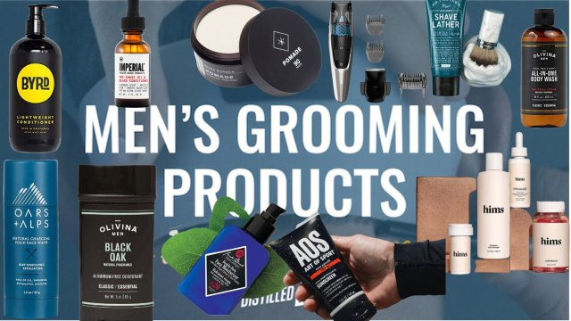 Best Men's Grooming Products Of 2020-Mens Grooming Tips.