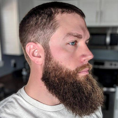 Yeard beard Style