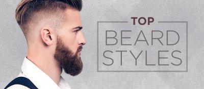 Top 55 Best Beard Styles For Men 2020