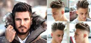 Oval Face Hairstyles For Men 2020