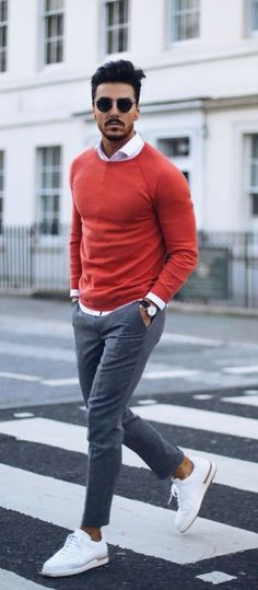 outfit trends for men