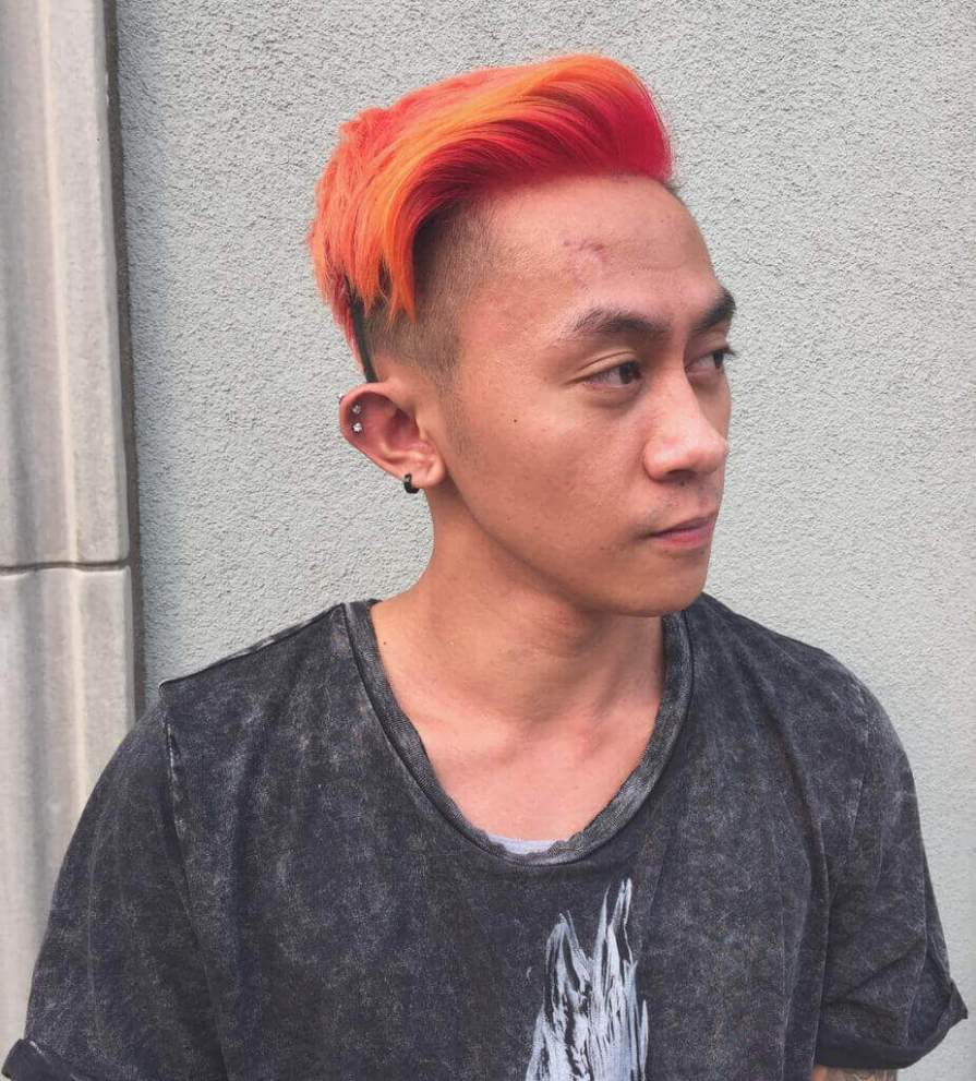 Most Stylish Hair Color For Men 2020 Men S Fashion Styles