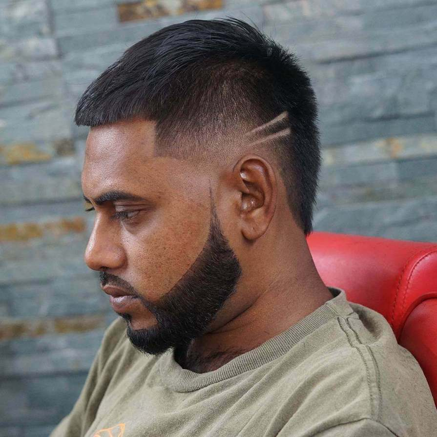 Fohawk Fade Haircuts