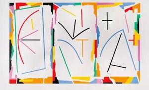 Clinton Adams - Return to Collioure, 1997 Collection UNM Art Museum