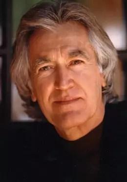 Portrait of Dr. Larry Dossey.