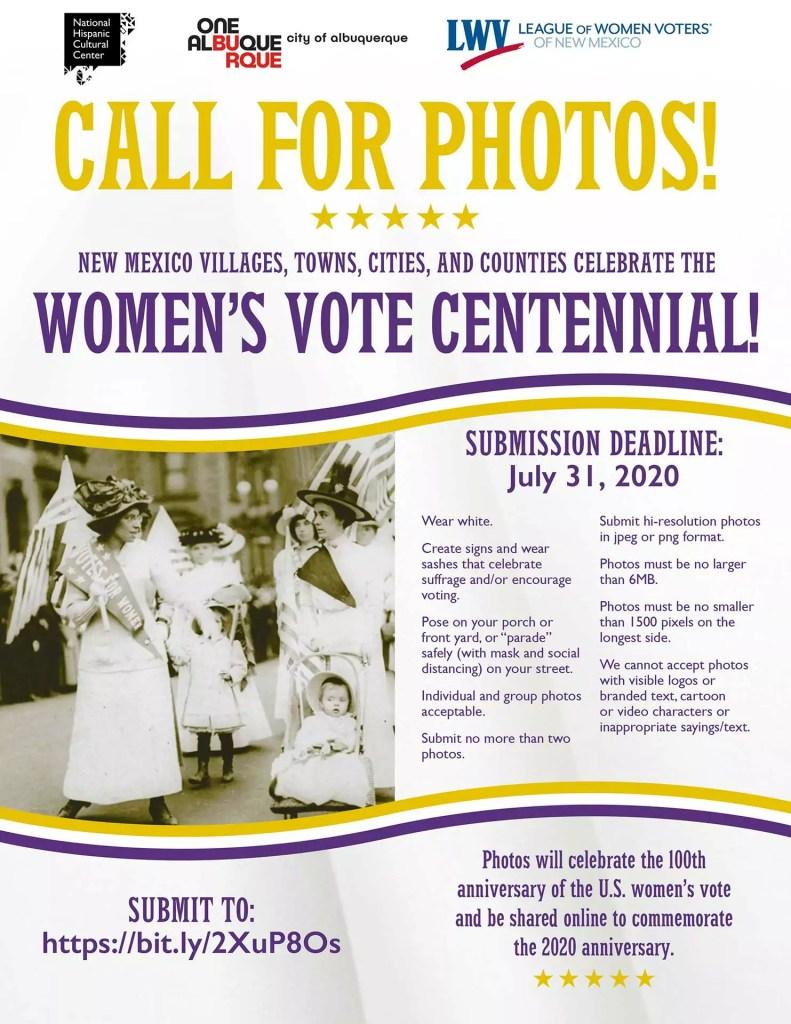 Women's Vote Event