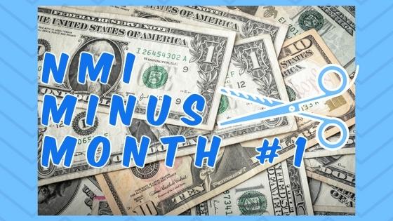 Minus Month Challenge #1