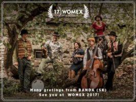 Banda Womex 2017