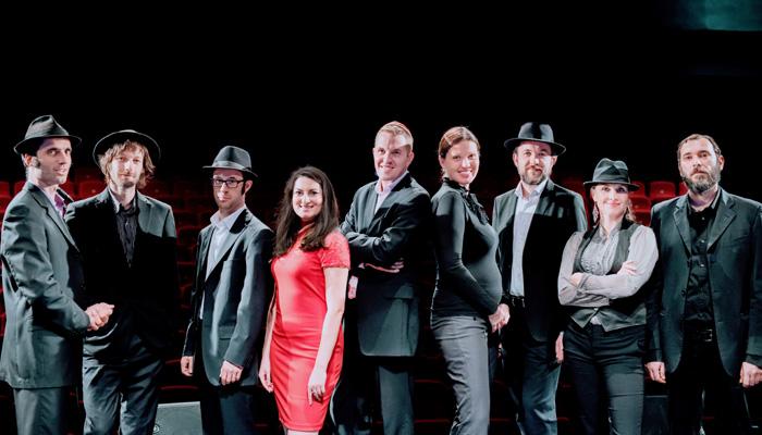 Pressburger Klezmer Band 2018