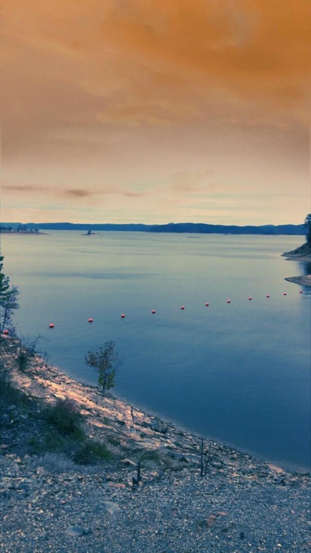 Beavers Bend Lake