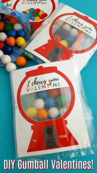 Free Creative Valentines For Kids