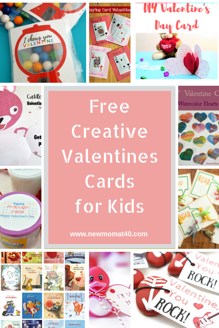 image regarding Free Printable Pokemon Cards referred to as Totally free Inventive Valentines For Young children