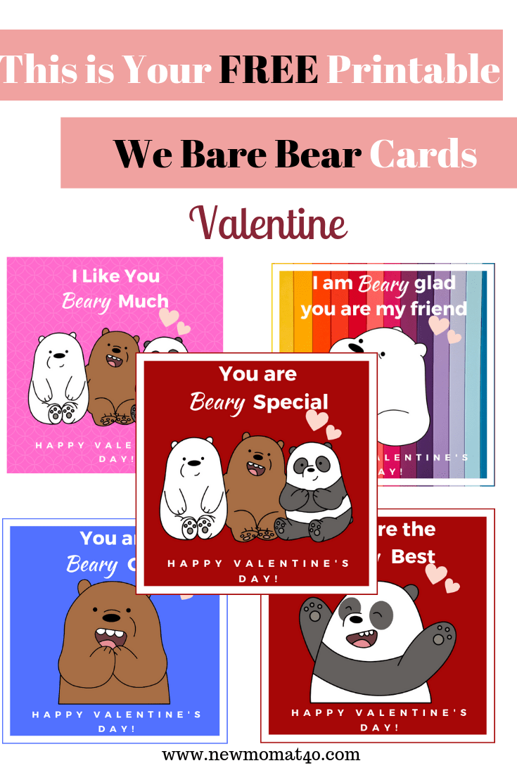 image about Printable Bears Schedule titled This is Your Free of charge Printable We Naked Undertake Playing cards