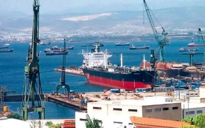 Κοντά στα ναυπηγεία Ελευσίνας οι Ελληνοαμερικανοί – Πού πάει ο Σκαραμαγκάς