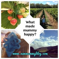 What made mummy happy #8
