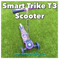 SmarTrike T3 Scooter Review