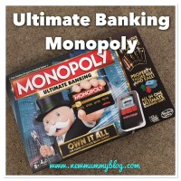 Monopoly - Ultimate Banking Edition review