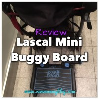 Lascal Buggy Board Mini | REVIEW