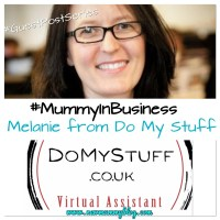 Do My Stuff - freelance HR Qualified, Virtual Assistant | Mummy In Business Interview