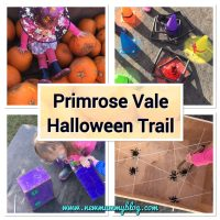 Primrose Vale Halloween Trail REVIEW | Pre-school Activities - Days Out Cheltenham