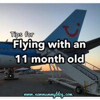 Flying with a baby tips - 11 month old crawling baby who won't sit still| Family Travel