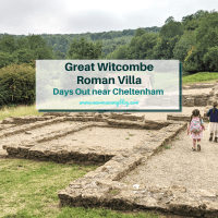 Great Witcombe Roman Villa, Brockworth