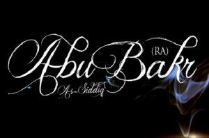 Abu Bakr As-Siddiq