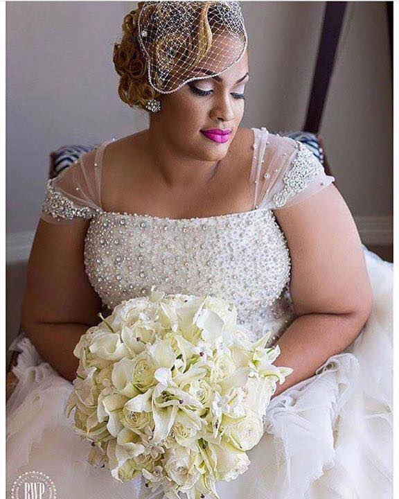 20 African American Wedding Hairstyles On Natural Hair