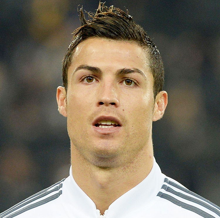 32 Impressive Ronaldo Hairstyles New Natural Hairstyles