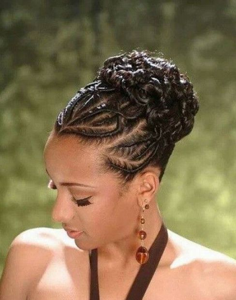African American Braided Hairstyles For Weddings New