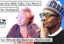 Buhari and Aisha Conflict