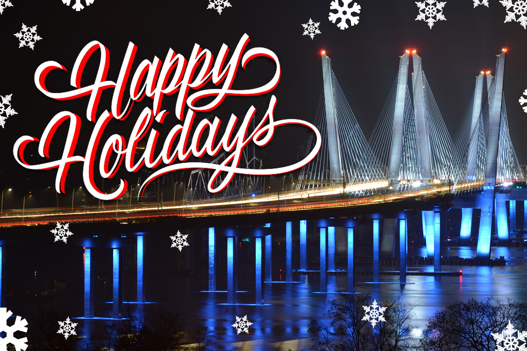 Happy Holidays Seasons Greetings From The New Ny Bridge Team The New Ny Bridge Project