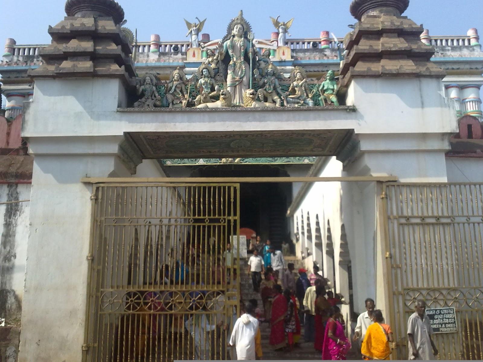 Chhatia Bata Temple of Jajpur, Odisha