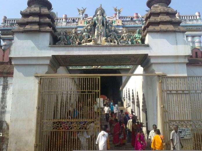 Chhatia Bata Temple of Jajpur