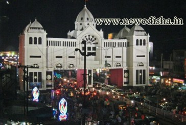 Badambadi Durga Puja Gate Design in the Year 2012, Cuttack