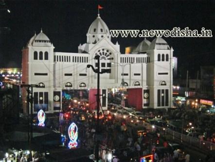 Badambadi Durga Puja Gate Design 2012 (Original)