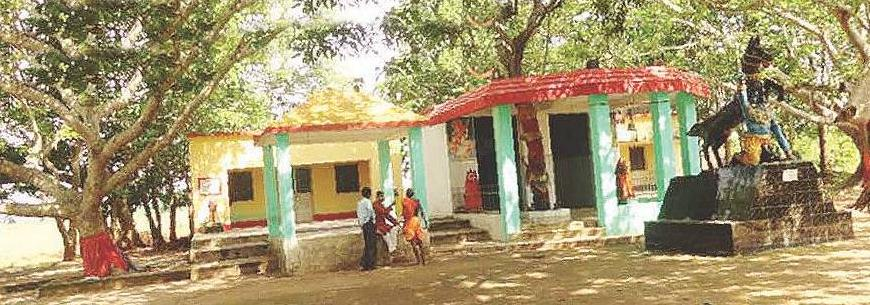 Maa Anlai Temple of Khordha, Odisha