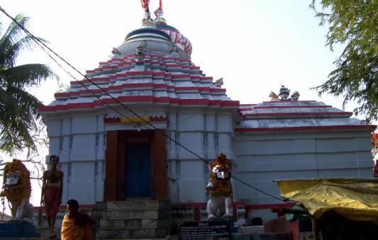 Baliharachandi Temple of Odisha