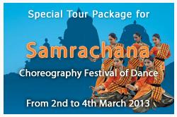 Samrachana Dance Festival in Odisha 2013
