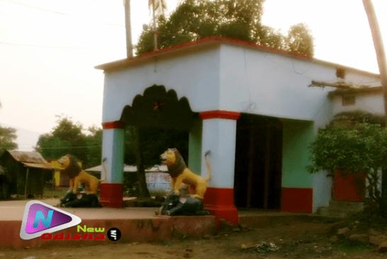 Aruha Durga Puja Mandap