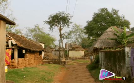Aruha Village Road