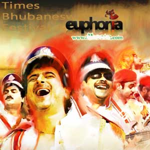 The Times Bhubaneswar Festival 2013 starting from March 21