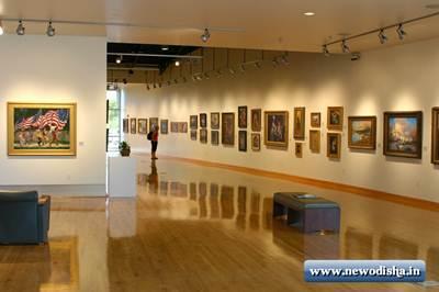Two New Art Galleries at Biju Pattnaik Airport in Bhubaneswar