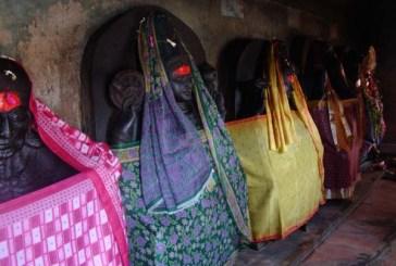 Saptamatruka Temple of Jajpur