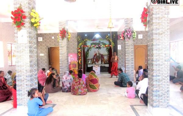 New Sai Baba Temple at Jagatpur, Cuttack