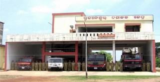 Bhubaneswar Fire Office