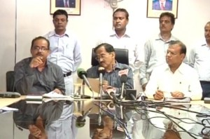 State-Election-Commission-SEC-Ajit-Kumar-Tripathy-C-addressing-the-press-while-announcing-date-for-urban-elections-in-the-State-on-Monday-650x430